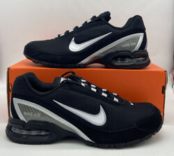 Nike Air Max Torch 3 Running Shoes Black White 319116-011 Menand039s Size