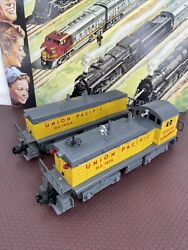 Lionel 6-18939 Union Pacific Nw2 Diesel Switcher Set Ln Condition With Box C-8