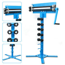 Manual Bead Roller Cutting Capacity 1.2mm Height 107cm Roll Sheet Metal Device