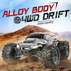 110 Scale 2.4g Car High Speed Remote Control Off Road Car 4wd 70km/h Brushless