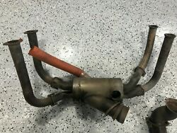 Mooney M20c/e/m-20f Complete Exhaust System P/n 637-139 With Lycoming Io360