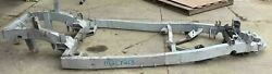01-02 Plymouth Chrysler Prowler Aluminum Chassis Frame - Damaged In Front