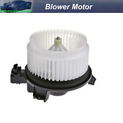 Heater Blower Motor With Fan Cage For Acura Tlx Ford Edge Fusion Jeep Compass