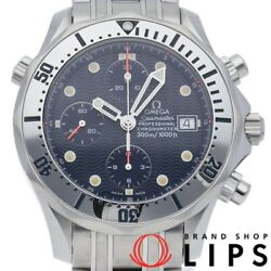 Omega Seamaster 300 Chronograph Automatic Menand039s Watch 2598.80 Ss