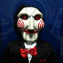 Jigsaw Puppet Billy From The Thriller Movie Saw 1 Meter Tall Used