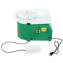Electric Pottery Wheel Machine Compact Structure Good Performance For Home