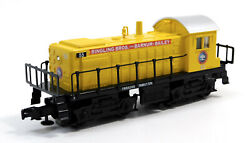 Used K-line By Lionel 6-21229 Ringling Bros. Circus S-2 Diesel Switcher W/hor...