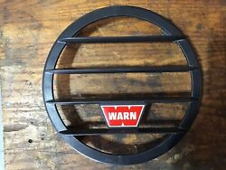 Vintage Warn Driving Light Cover