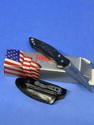 Kershaw Collectible Knives 1615 Frank Centofante And Ken Onion 2005