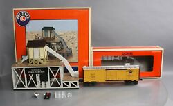 Lionel 6-24174 Operating Icing Station And Car Set Ex/box