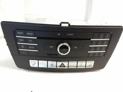 Radio Receiver Stereo Fits 16 Mercedes Gle-class 722882 Oem Pn 1669003719