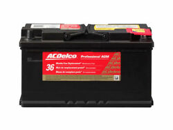For 2021 Cadillac Escalade Battery Ac Delco 25795yc 3.0l 6 Cyl Vin T