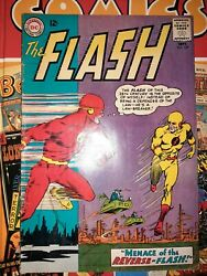 The Flash 139 Sep 1963 Dcfirst Appearance Of Reverse Flash.4.5-5.5