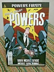 Powers First Comic Book Issue 1 June 2015 Icon Comics