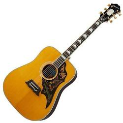 Epiphone Masterbilt Excellente Antique Natural Aged Historical Model Is 50 First