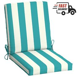 Outdoor Deep Seat Cushion Chair Patio Cushions Pad Uv Fade Resistant 43 X 20 In