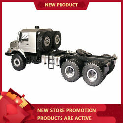 1/14 Remote Control Off-road Army Truck 66 Rc 6ch Climbing Trailer Model Toy