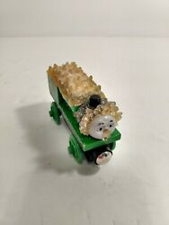 Thomas And Friends Wooden Railway Jack Frost Percy Engine 2003