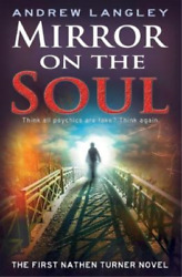 Mirror On The Soul The First Nathen Turner Novel Langley Andrew Used Good B