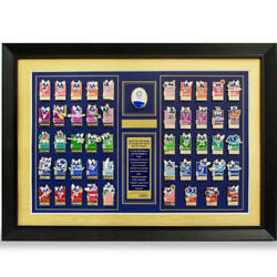Tokyo Olympic Mascot Picture Frame Batch
