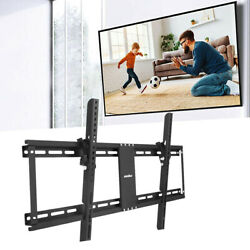 Thick Reinforced Adjustable Tv Wall Mount Bracket For 32-85 Inch Led Lcd 132 Lbs