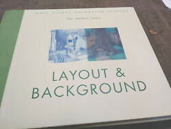 Walt Disney Animation Studios The Archive Series Layout And Background Book