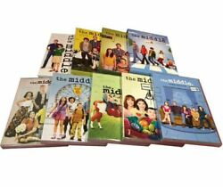 The Middle Complete Seasons 1-9 Complete Series Dvd 27-disc Set Usa New