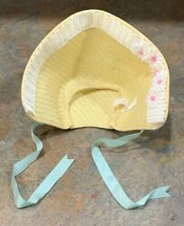 American Girl 18 Doll Retired Marie Grace Cecile Summer Outfit Bonnet Hat Only
