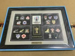 Rugby World Cup 2019 Japan Unions Collection Pins Jeweler Japan Limited Edition