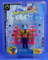 Muppet Show Series 8 Marvin Suggs Multi-color Shirt Figure 2004 Palisades