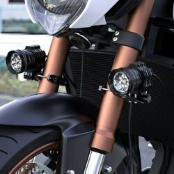 Motorcycle Universal Mount Bracket As Modified Headlight Motorbike Stand Support