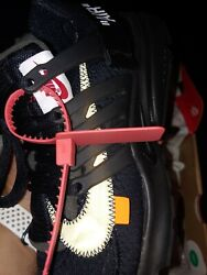 Nike Air Presto Off-white 10 Black/aa3830 002/ds-size 12 Bait/fast Shipping