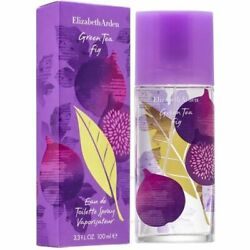Green Tea Fig By Elizabeth Arden For Her Edt 3.3 / 3.4 Oz New In Box
