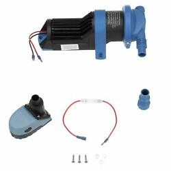Whale Bp2052 Gulper 320 Pump Manages Gray Waste 5.0 Gpm Flow Rate 12v Dc ...