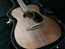 Only One. Martin 00-15m With Hard Case