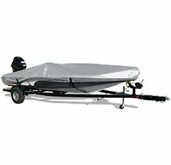 Taylor Made Products 88203hl Trailerite Silver Pro Series Bass Boat Covers