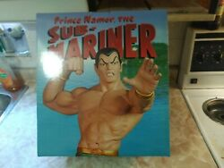 Namor The Sub-mariner Hard Hero Statue By Seth Vandable Mint Condition