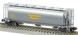American Flyer 6-48643 S Scale Southern Pacific Cylindrical Hopper