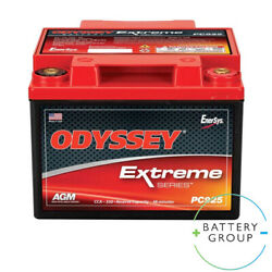 Odyssey Pc925 Extreme Series High Power Agm Battery 12v 28ah - Ods-agm28l