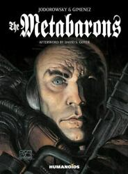 The Metabarons Ser. The Metabarons By Alejandro Jodorowsky 2016 Hardcover...