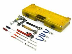 1/6 Scale Toy Brothersworker Monkey - Tool Box W/metal Tool Set