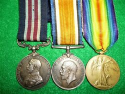 Ww1 Military Medal Group To 43rd Battalion Cef Dutch Canadian And Great Citation