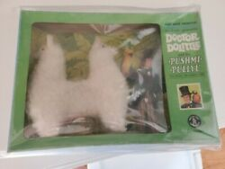 1967 Mattel Doctor Dolittle And His Pushmi-pullyu Polynesia The Parrot Nib L@@k
