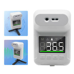 Automatic Wall-mounted Non-contact Forehead Thermometer Infrared Meter