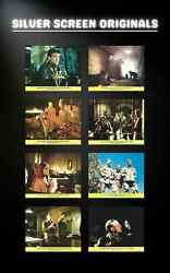 Force 10 From Navarone 8x Original Uk Foh Lobby Cards Harrison Ford 1978