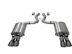 For 2018-2019 Ford Mustang Exhaust System Corsa 72635yg Muffler