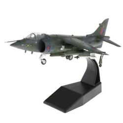 172 Scale British Aircraft Diecast Military Model Aircraft Room Ornaments