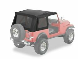 For 1976-1986 Jeep Cj7 Soft Top Bestop 75911tw 1980 1977 1978 1979 1981 1982