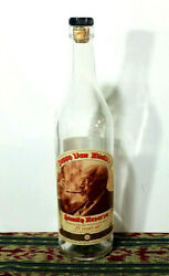 Pappy Van Winkle Family Reserve 20 Year Empty Whisky Bottle - Rare
