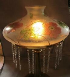 Antique Bradley And Hubbard Tabel Lamp